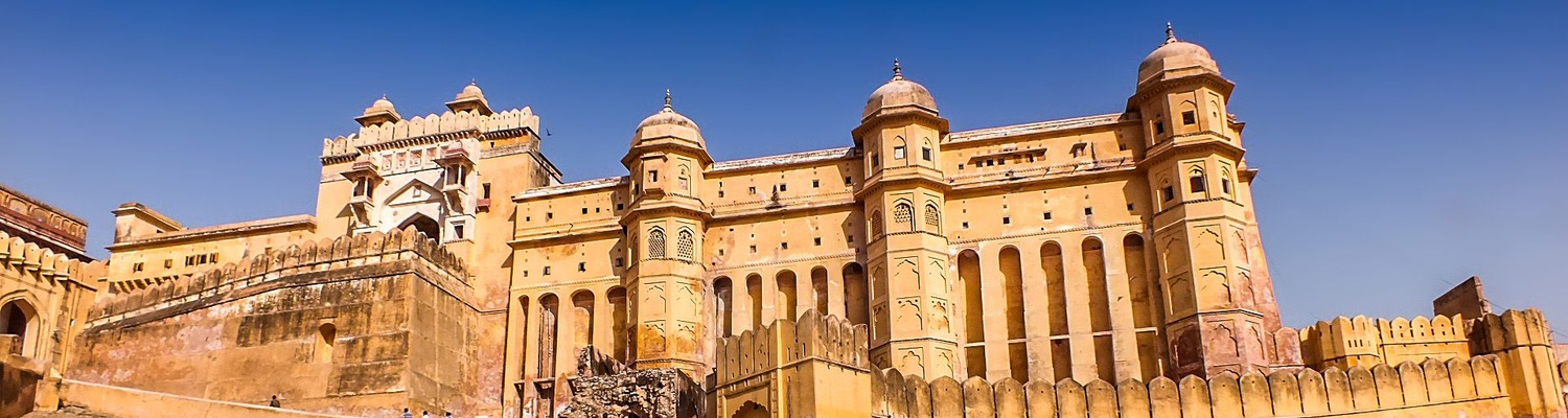 Aber Palace, Jaipur India