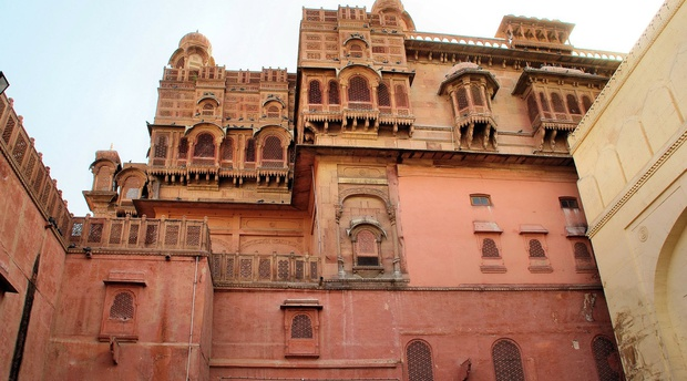 Junagarh Fort, Bikaner, India