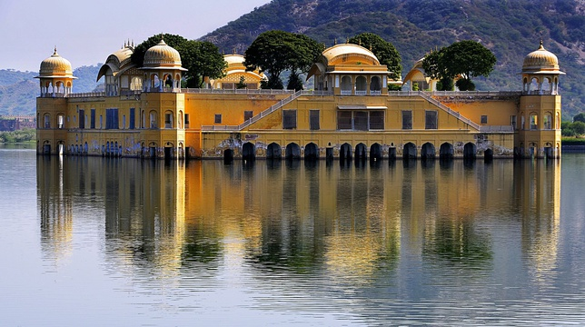 Lake Palace, Jaipur, India