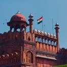 Red Fort, Old Delhi, India