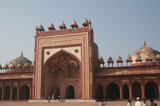 Fatephur Sikri, India